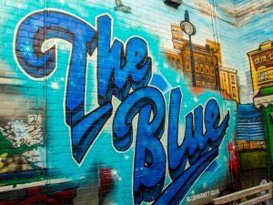 Art Street in The Blue