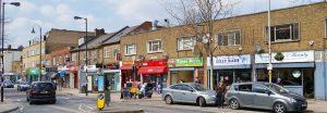 Southwark Park Road High Street