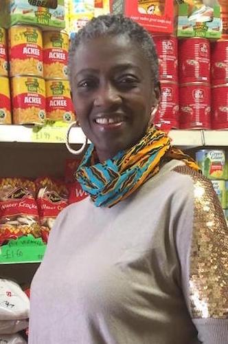 Georgina - Yaa Asantewa
