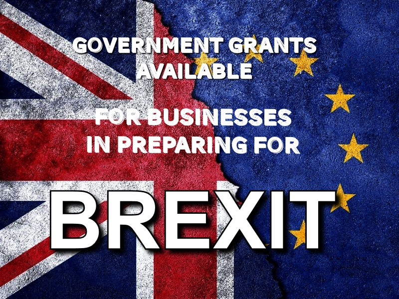 Grants for Businesses to Prepare for Brexit