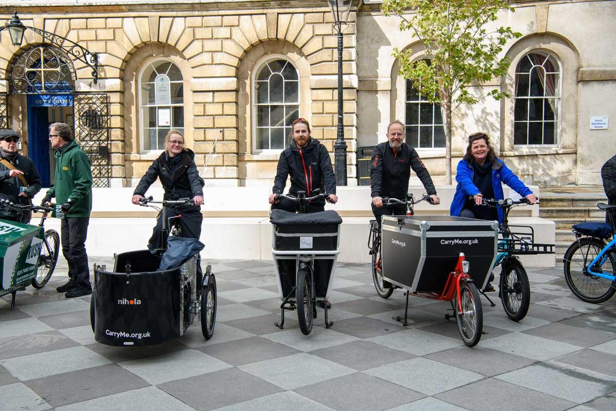 cargo for bikes promo image